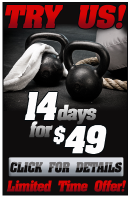Try Us Out. 14 Days for $49.